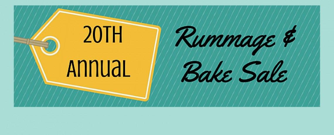 Rummage & Bake Sale