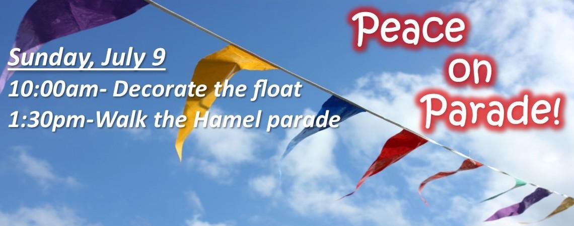 Hamel Parade