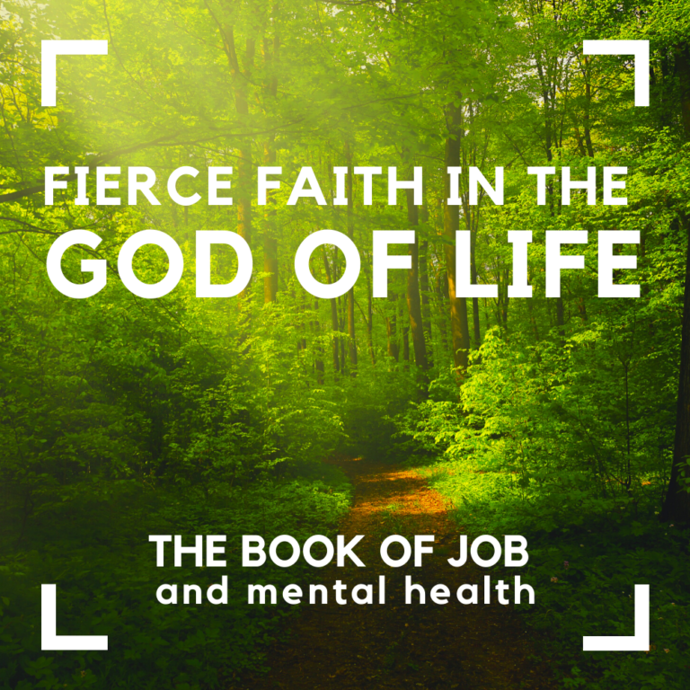 The book of Job (1)