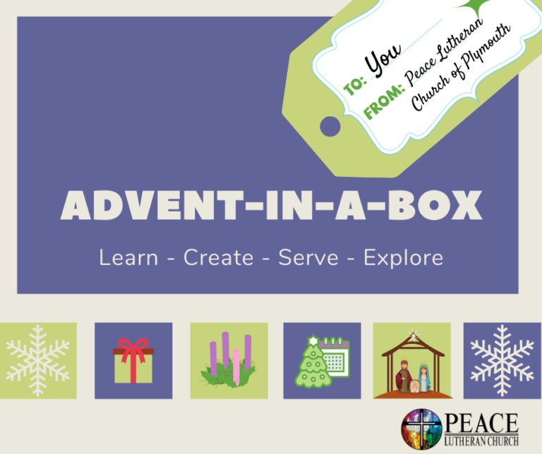 Facebook Advent in a box