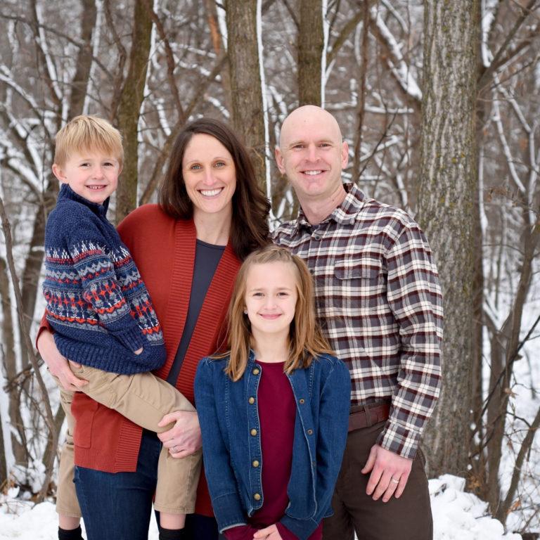 Bonow Family Photo