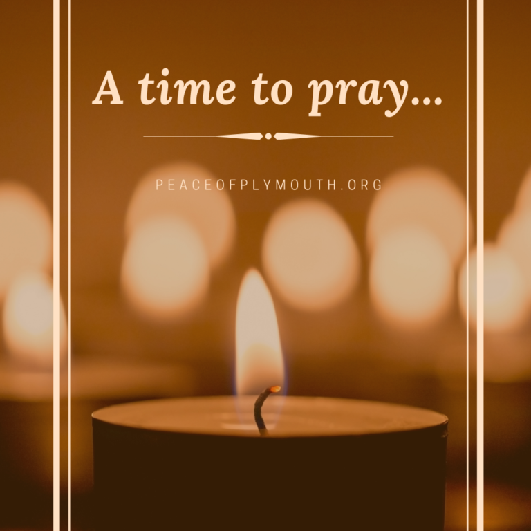 A time to Pray